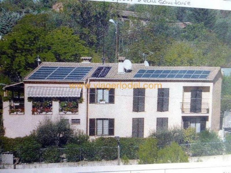 Vendita nell' vitalizio di vita casa La trinité 82000€ - Fotografia 1