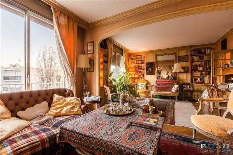 Vente de prestige appartement Neuilly sur seine 1360000€ - Photo 6
