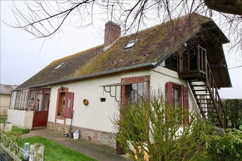 Sale house / villa Conches en ouche 157500€ - Picture 1