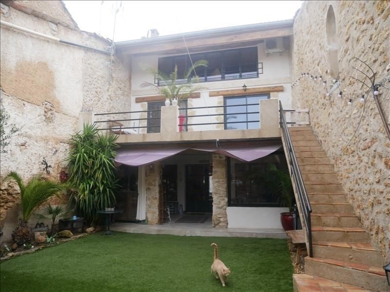 Vente maison / villa Puisserguier 315000€ - Photo 1