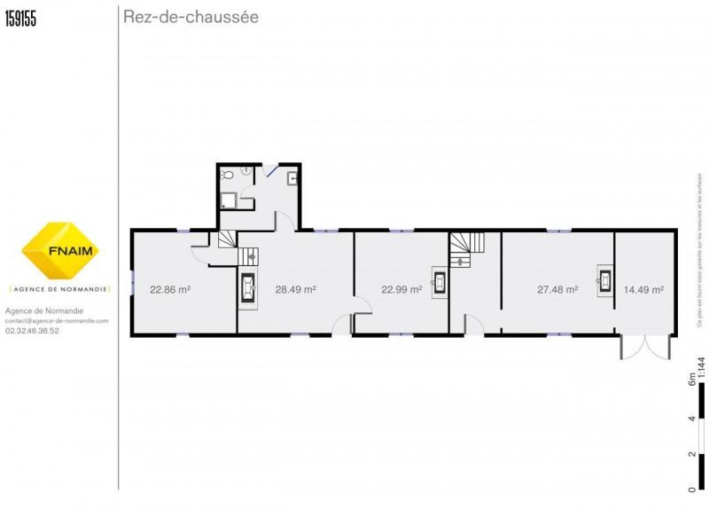 Vente maison / villa Montreuil-l'argille 106760€ - Photo 4