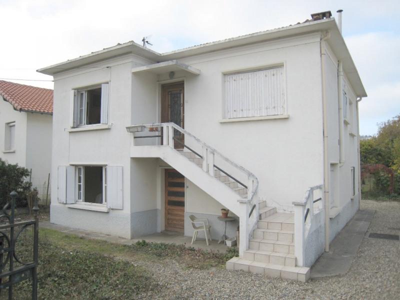Agen - maison T4 avec travaux
