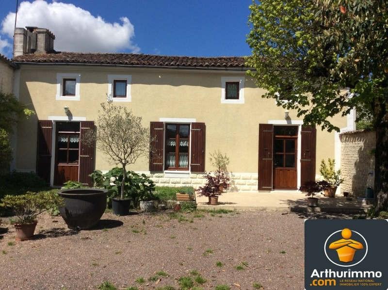 Sale house / villa Matha 111825€ - Picture 1