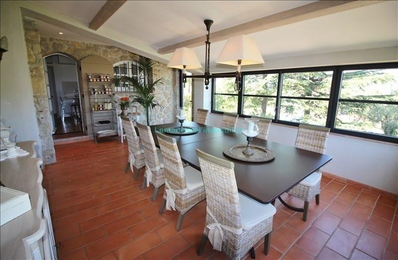 Vente de prestige maison / villa Peymeinade 1580000€ - Photo 5