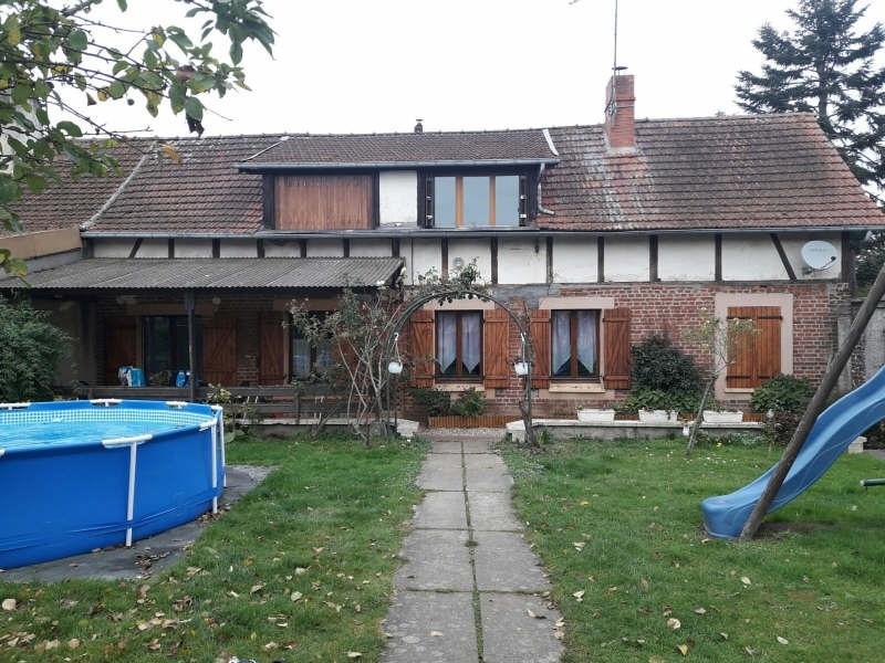 Vente maison / villa Gisors 165000€ - Photo 1