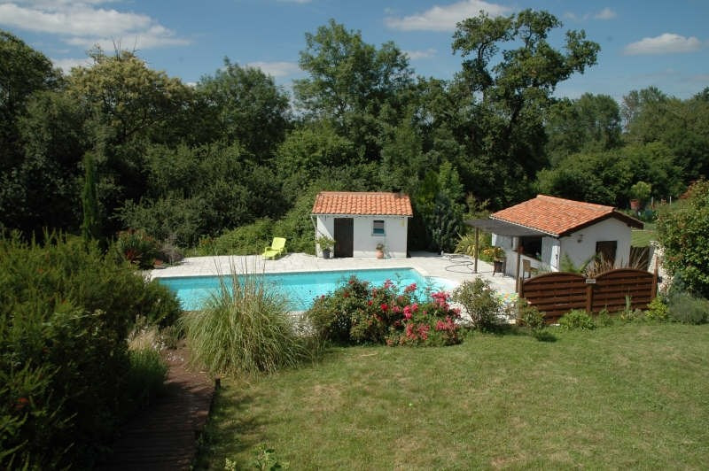 Venta  casa St palais 349800€ - Fotografía 8