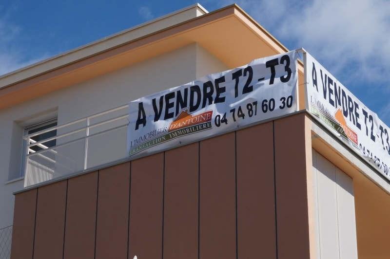 Venta  apartamento Pont eveque 189000€ - Fotografía 9