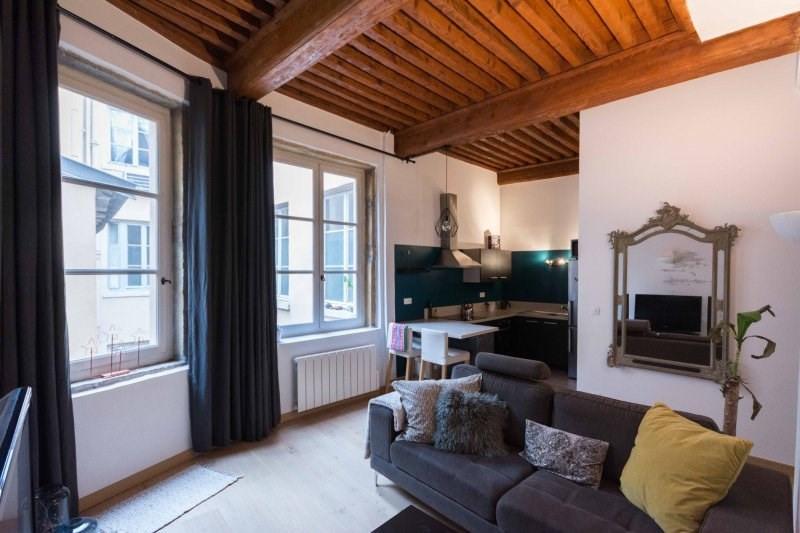 Sale apartment Lyon 1er 280000€ - Picture 2