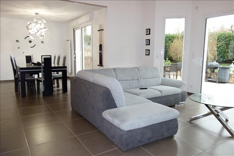 Vente maison / villa La queue en brie 593000€ - Photo 2