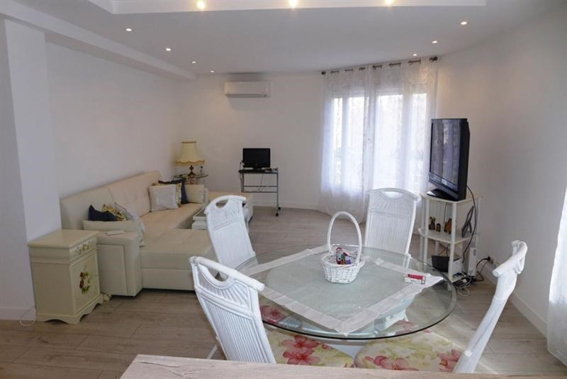 Sale apartment Juan les pins 350000€ - Picture 1