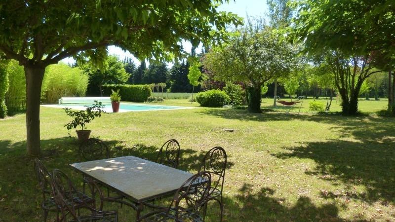 Deluxe sale house / villa Monteux 845000€ - Picture 4