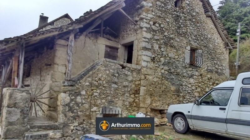 Sale house / villa Lhuis 90000€ - Picture 9
