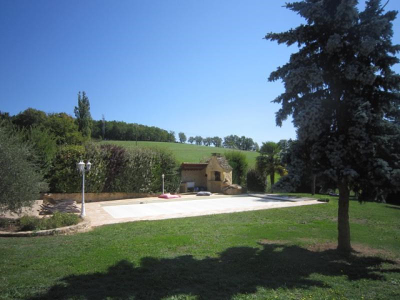 Vente maison / villa St chamassy 420000€ - Photo 2