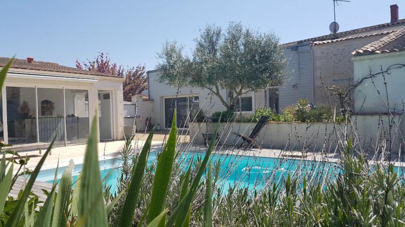 Vente de prestige maison / villa Marsilly 585000€ - Photo 1