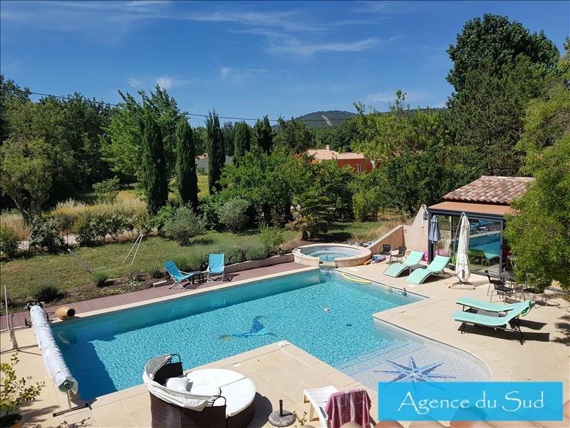 Vente de prestige maison / villa Nans les pins 560000€ - Photo 1