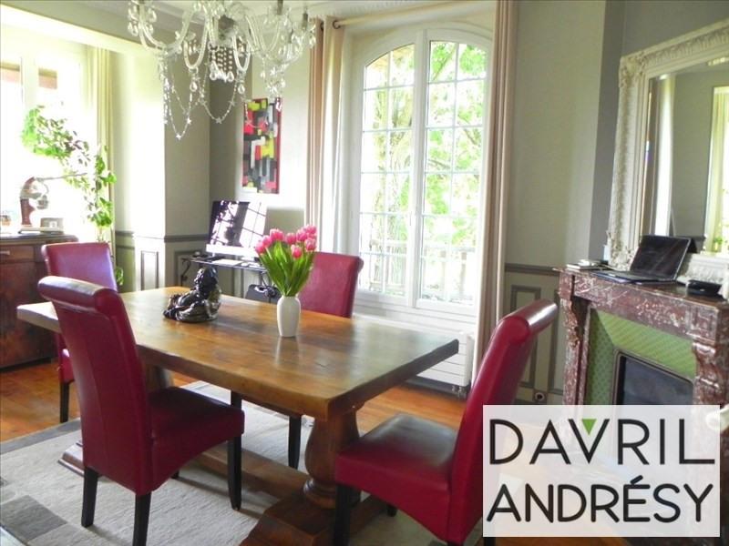 Revenda residencial de prestígio casa Chanteloup les vignes 450000€ - Fotografia 8