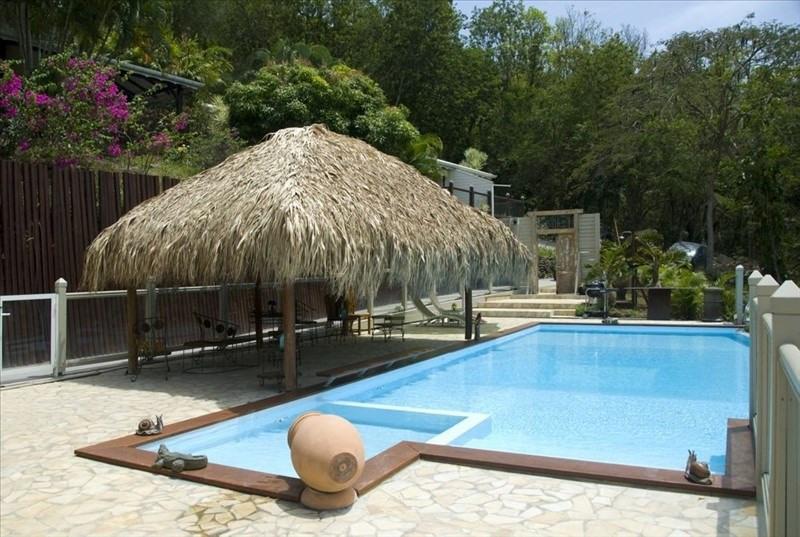 Deluxe sale house / villa Deshaies 895000€ - Picture 2