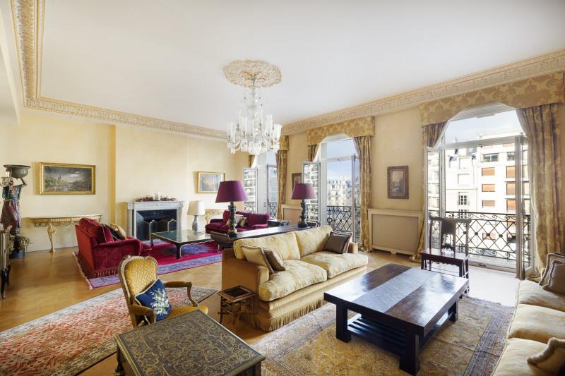 Venta de prestigio  apartamento Paris 16ème 5500000€ - Fotografía 3