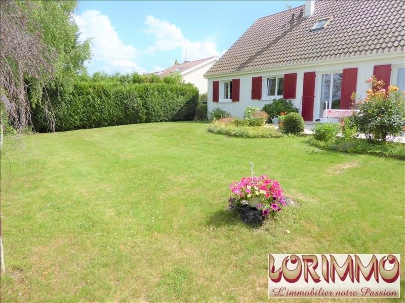 Vente maison / villa Mennecy 388000€ - Photo 2