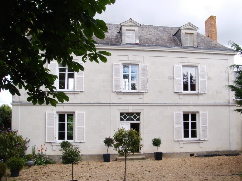 Deluxe sale house / villa Angers 530 000€ - Picture 1