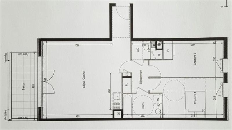 vente appartement 3 pi 232 ces sainte foy l 232 s lyon appartement f3 t3 3 pi 232 ces 70m 178 260000