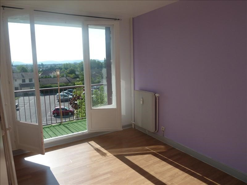 Sale apartment Pont de cheruy 115000€ - Picture 4