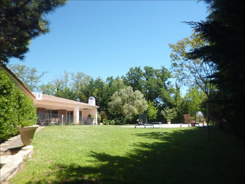 Revenda residencial de prestígio casa Montfavet 630000€ - Fotografia 5
