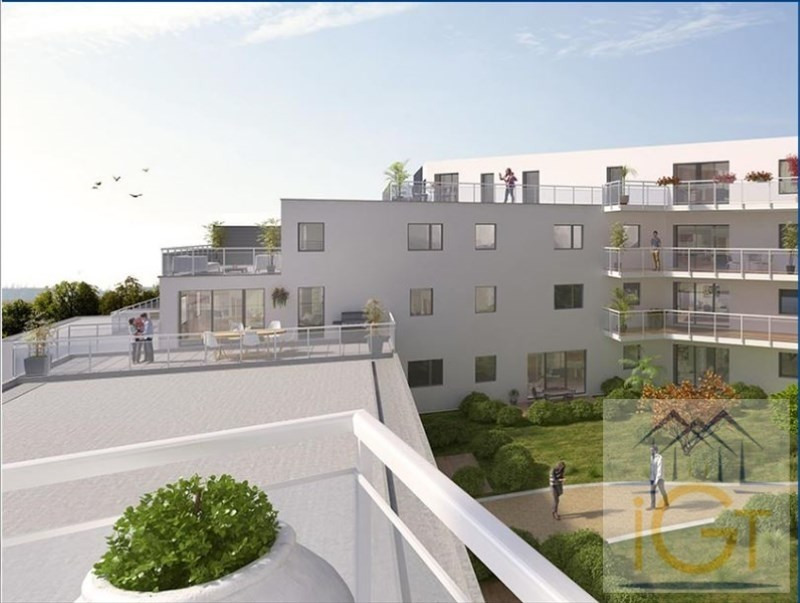 Investment property apartment La rochelle 144000€ - Picture 1