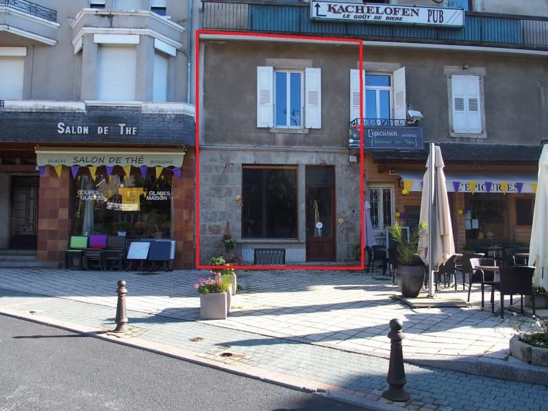 Commercial property sale shop Le chambon sur lignon 39000€ - Picture 1