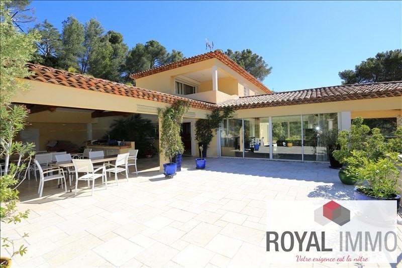 Deluxe sale house / villa La valette du var 1019000€ - Picture 2