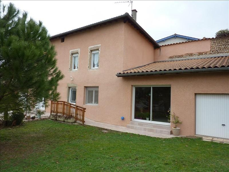 Vente maison / villa Agnin 239000€ - Photo 2