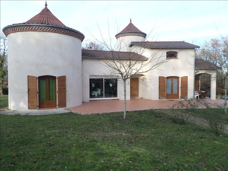 Vente de prestige maison / villa Gratentour 494000€ - Photo 1