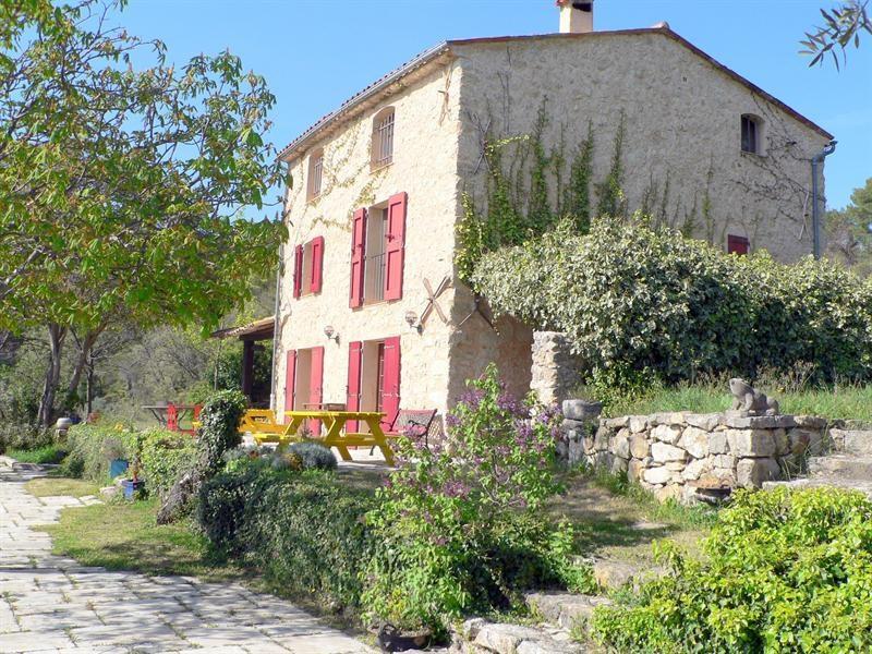 Deluxe sale house / villa Fayence 892000€ - Picture 2