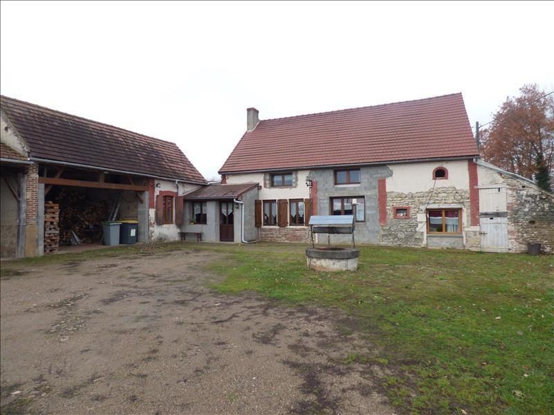 Vente maison / villa Bayet 129000€ - Photo 1