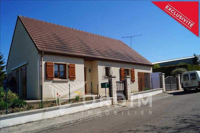 Vente maison / villa Pacy sur armancon 119000€ - Photo 1