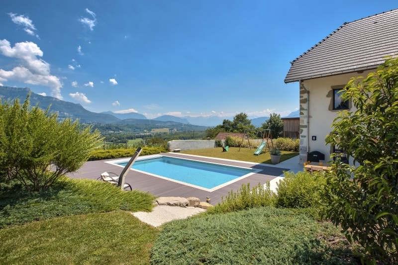 Vente de prestige maison / villa La motte servolex 895000€ - Photo 1