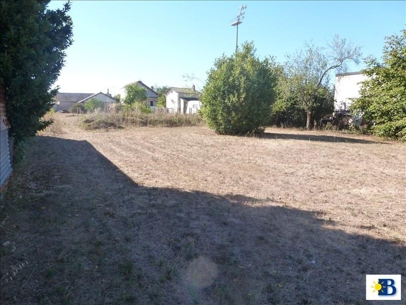 Vente terrain Chatellerault 29000€ - Photo 2