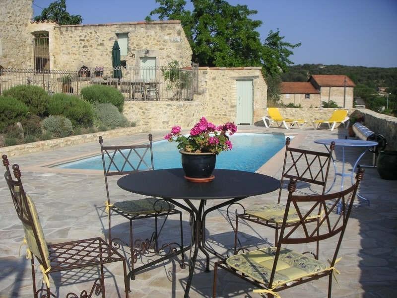 Vente de prestige maison / villa Barjac 799000€ - Photo 6