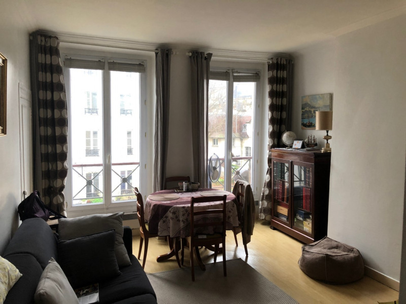 Vente appartement Paris 10ème 335 000€ - Photo 1
