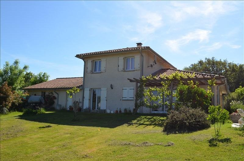 Sale house / villa Montseveroux 343000€ - Picture 1