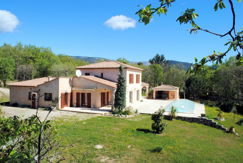 Vente maison / villa Canton de fayence 575000€ - Photo 1