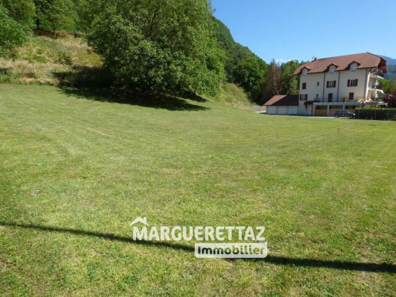 Vente terrain Saint-jeoire 128000€ - Photo 3
