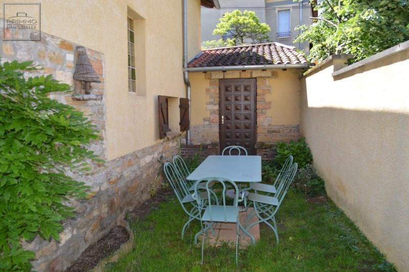 Vente maison / villa Chasselay 298000€ - Photo 1