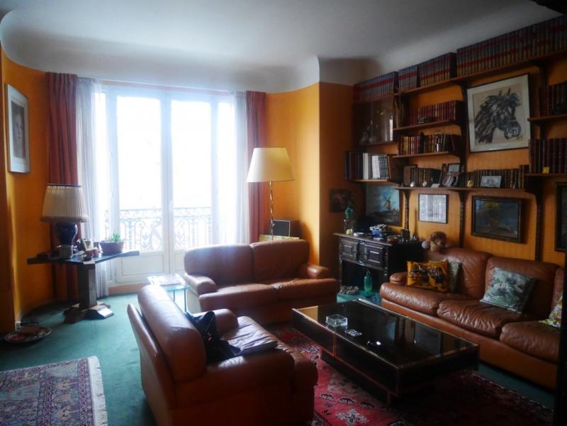 Deluxe sale apartment Paris 17ème 1560000€ - Picture 2
