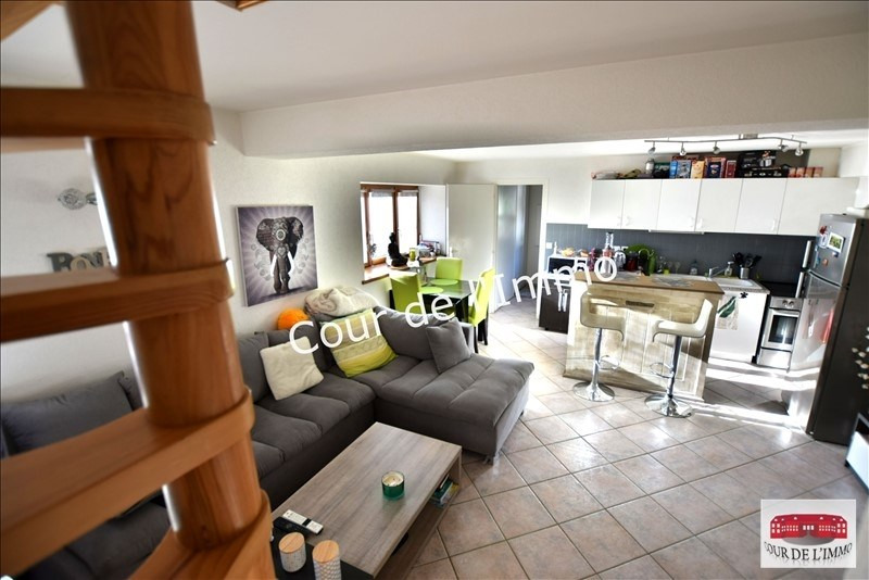 Investment property shop Peillonnex 360 000€ - Picture 1