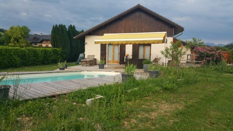 Sale house / villa Hauteville sur fier 410000€ - Picture 1