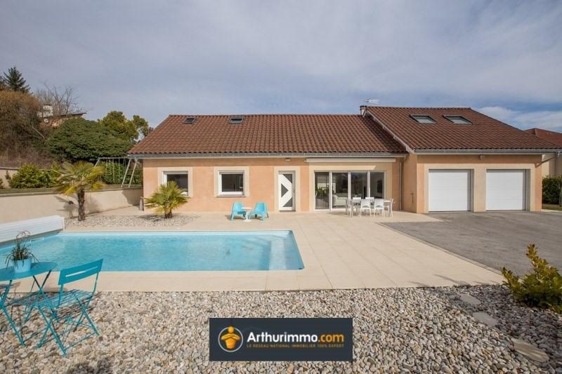 Sale house / villa Morestel 375000€ - Picture 10