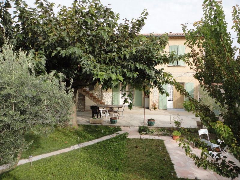 Vente maison / villa Althen des paluds 415000€ - Photo 16