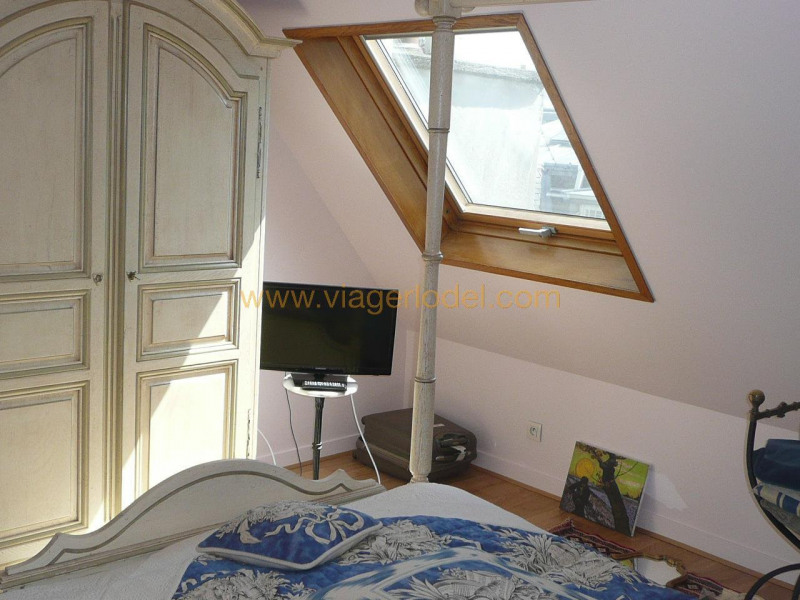 Viager appartement Paris 16ème 167500€ - Photo 3