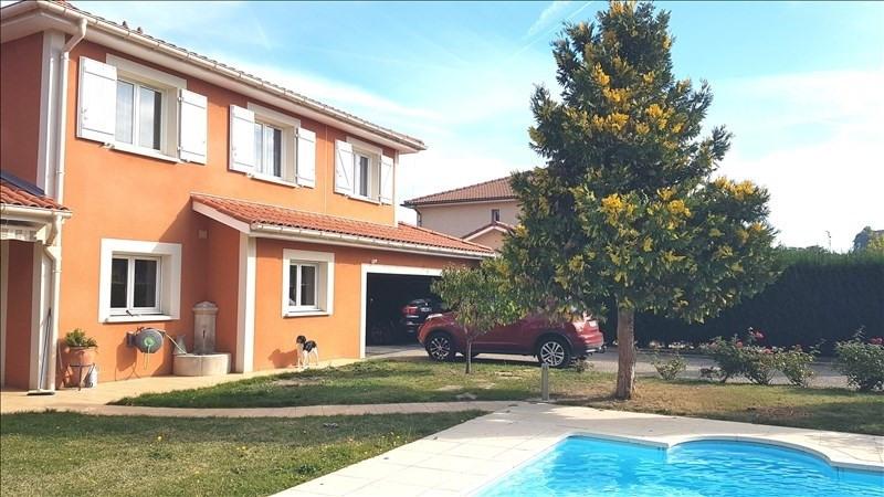Vente maison / villa Heyrieux 485000€ - Photo 2